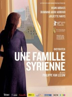 Une famille syrienne - Affiche