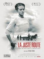 La Juste Route - Affiche