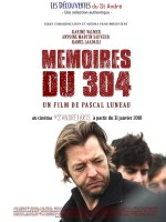 Mémoires du 304 - Affiche