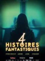 4 Histoires fantastiques - Affiche