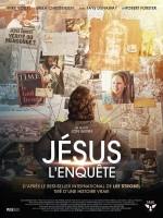 Jésus, l'enquête - Affiche