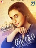 Hichki - Affiche