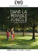 Dans la terrible jungle - Affiche