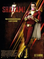 Shazam ! - Affiche