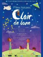 P'tites Histoires au Clair de lune - Affiche
