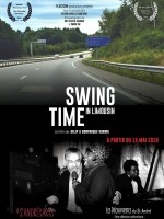 Swing Time in Limousin - Affiche