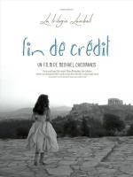 Fin de crédit - Affiche