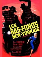 Les Bas-_fonds new-yorkais - Affiche