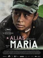 Alias María - Affiche