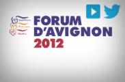 Suivez en direct le Forum d'Avignon