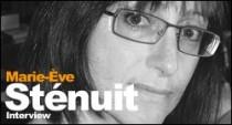 INTERVIEW DE MARIE-EVE STENUIT