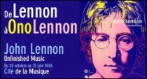JOHN LENNON UNFINISHED MUSIC