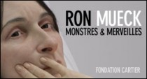 EXPOSITION RON MUECK A LA FONDATION CARTIER