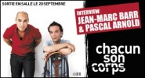 INTERVIEW DE JEAN-MARC BARR ET PASCAL ARNOLD