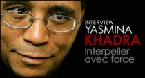 INTERVIEW DE YASMINA KHADRA