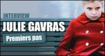 INTERVIEW DE JULIE GAVRAS