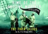 Les Tiger Lillies revisitent Coleridge à Nanterre