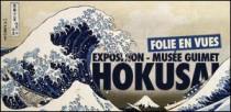 EXPOSITION HOKUSAI AU MUSÉE GUIMET