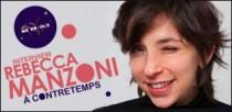 INTERVIEW DE REBECCA MANZONI