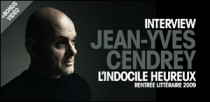INTERVIEW DE JEAN-YVES CENDREY