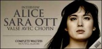 INTERVIEW DE ALICE SARA OTT