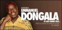 INTERVIEW D'EMMANUEL DONGALA