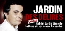 GABRIEL JARDIN DÉMONTE LA THÈSE DE SON NEVEU, ALEXANDRE