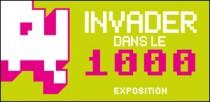 INVADER DANS LE 1 000
