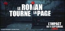 LE ROMAN TOURNE LA PAGE
