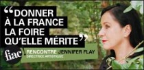RENCONTRE JENNIFER FLAY