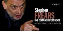 PORTRAIT DE STEPHEN FREARS