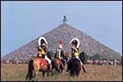 Visite du champ de bataille de Waterloo