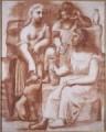 Picasso à Fontainebleau