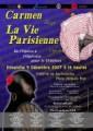 'Carmen' et 'La Vie parisienne'