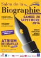 Salon de la biographie de Chaville 2014