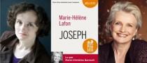 """""""Joseph"""" de Marie-Hélène Lafon, lu par Marie-Christine Barrault."""
