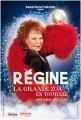 Régine : La grande Zoa en tournée