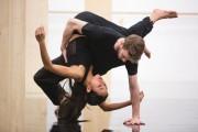 Joëlle Bouvier et le ballet du grand théâtre de Genève