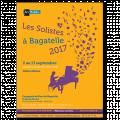 Festival Solistes à Bagatelle 2017