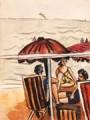 Max Beckmann : aquarelles et pastels