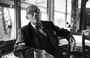 Le Corbusier René Burri