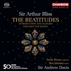 The Beatitudes - Sir Arthur Bliss