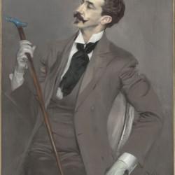 Giovanni Boldini, Le Comte Robert de Montesquiou