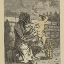 Max Ernst, Le Lion de Belfort 12, 1933