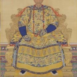 Les Fils du Ciel - Portrait de l'empereur Qing Kangxi (1662-1722)