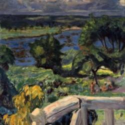 'Coup de soleil', Pierre Bonnard, 1916