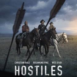 Hostiles - Affiche