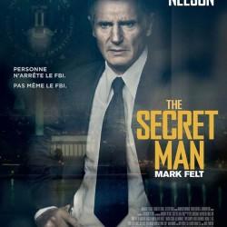 The Secret Man : Mark Felt - Affiche