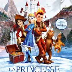 La Princesse des Glaces - Affiche