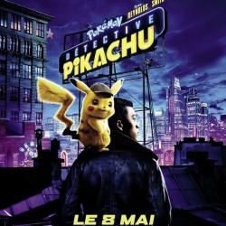 Pokémon Détective Pikachu - Affiche
